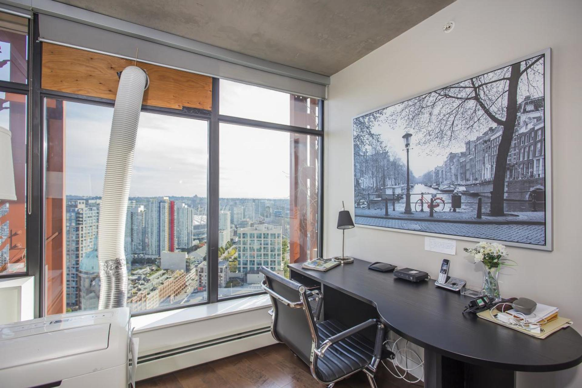 Office at 3806 - 128 Cordova, Downtown VW, Vancouver West