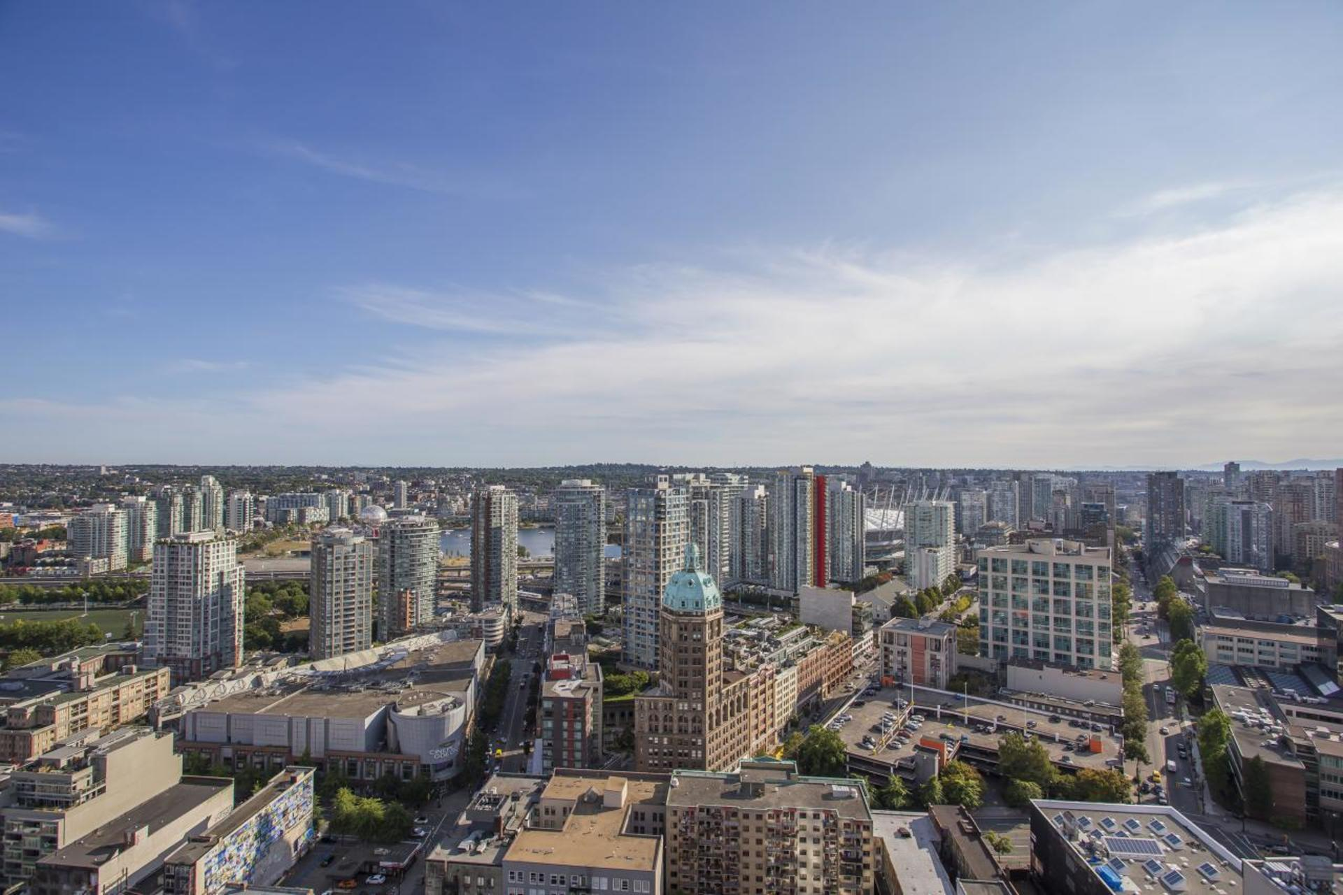 City View at 3806 - 128 Cordova, Downtown VW, Vancouver West