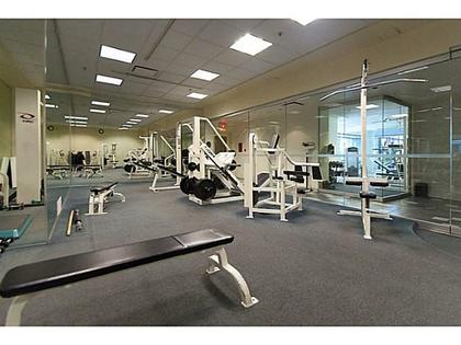Gym at 503 - 1050 Burrard, Downtown VW, Vancouver West