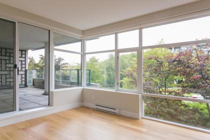 Sunroom at 212 - 6015 Iona Drive, University VW, Vancouver West