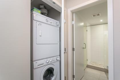 Washer/Dryer at 212 - 6015 Iona Drive, University VW, Vancouver West