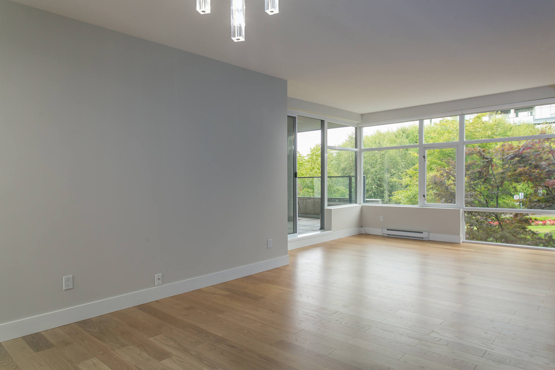 Living Room at 212 - 6015 Iona Drive, University VW, Vancouver West