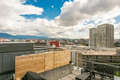 City view at 201 - 528 Beatty, Downtown VW, Vancouver West