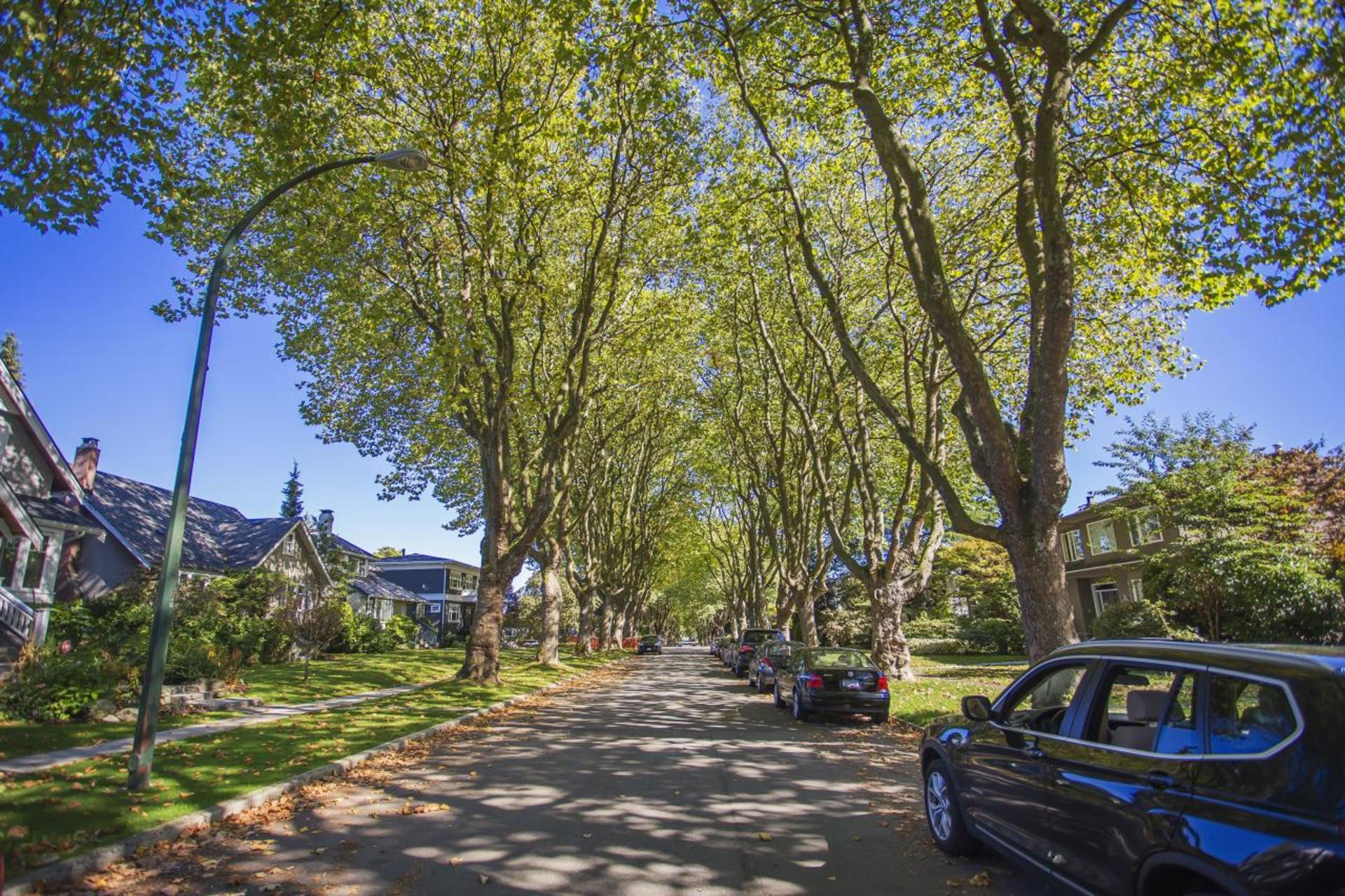 Street view at 3240 West 36th Avenue, MacKenzie Heights, Vancouver West
