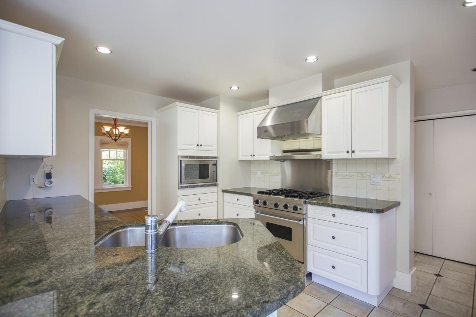 Kitchen at 3240 West 36th Avenue, MacKenzie Heights, Vancouver West