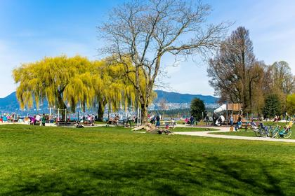 Park at  1925 Creelman Avenue, Kitsilano, Vancouver West