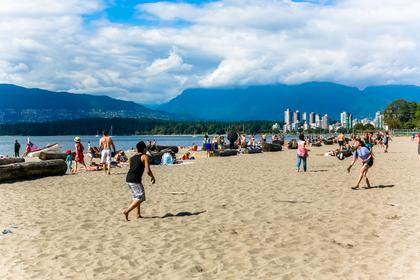 Beach view at  1925 Creelman Avenue, Kitsilano, Vancouver West
