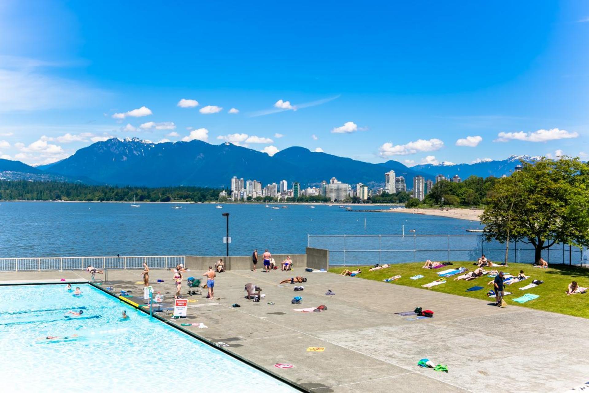 Ocean view at  1925 Creelman Avenue, Kitsilano, Vancouver West
