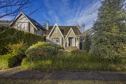 Front House at  4549 12 Th Avenue, Point Grey, Vancouver West