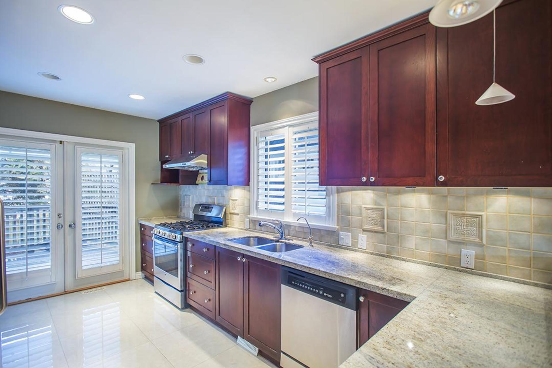 Kitchen at  4549 12 Th Avenue, Point Grey, Vancouver West