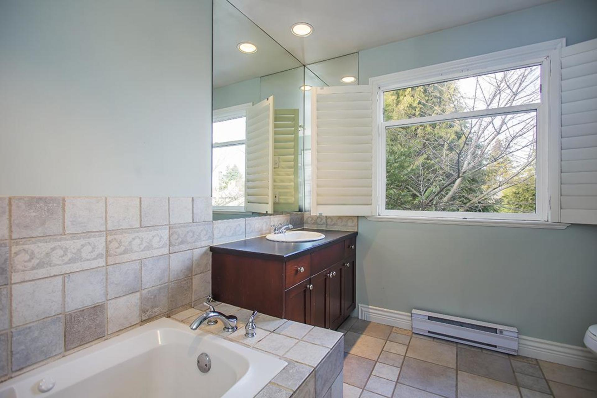Bathroom at  4549 12 Th Avenue, Point Grey, Vancouver West
