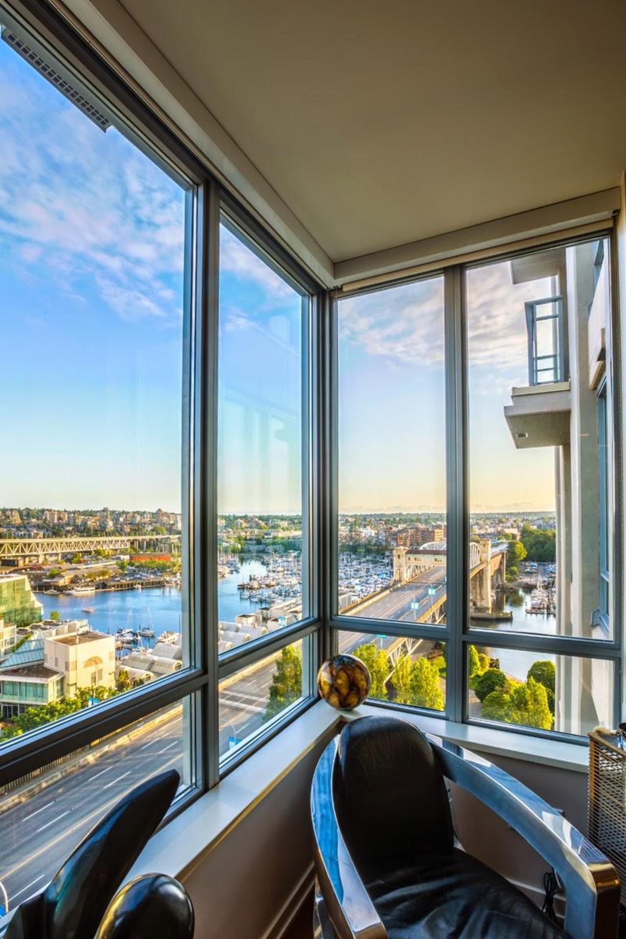Ocean View at #1801 - 1005 Beach Avenue, Downtown VW, Vancouver West