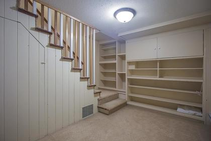 Basement at  374 Rabbit Lane, British Properties, West Vancouver