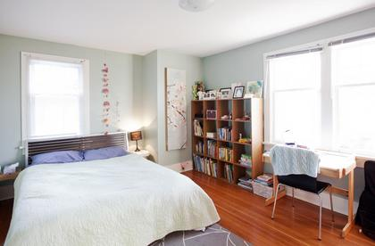 Bedroom at 4260 Osler Street, Shaughnessy, Vancouver West