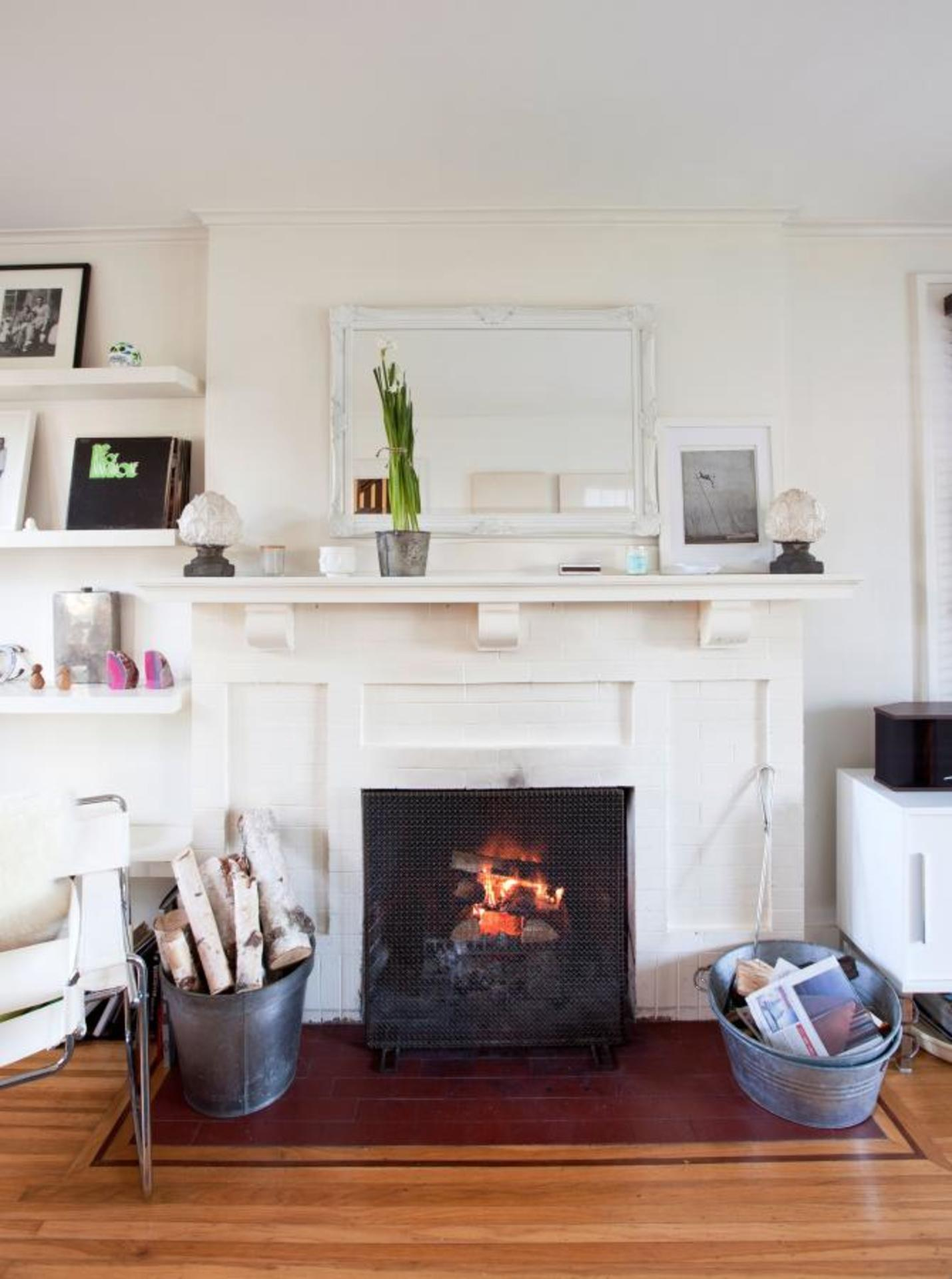 Fireplace at 4260 Osler Street, Shaughnessy, Vancouver West