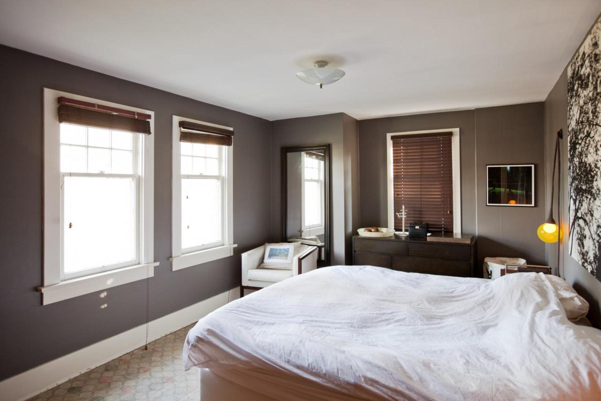 Master Bedroom at 4260 Osler Street, Shaughnessy, Vancouver West