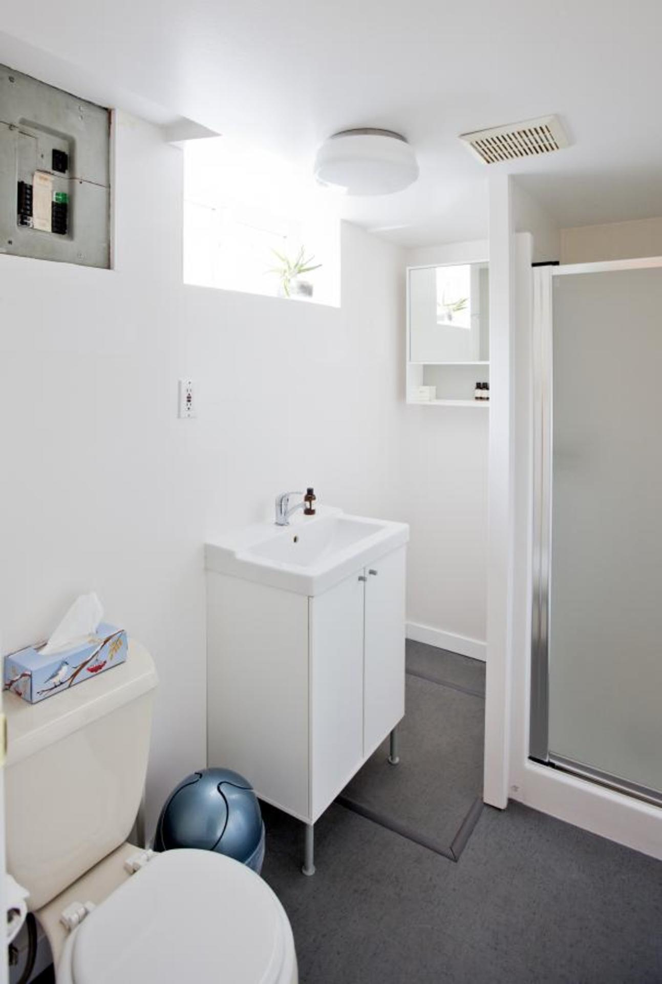 Bathroom at 4260 Osler Street, Shaughnessy, Vancouver West