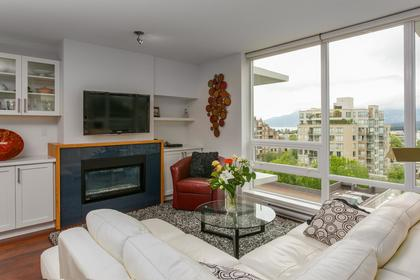 1J6A1457 at 702 - 1675 West 8 Th, Fairview VW, Vancouver West