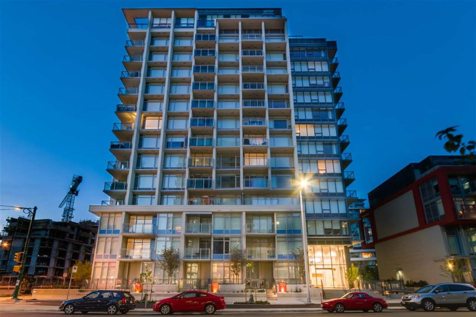 262133910-1 at 1511 - 111 East 1st Avenue, False Creek, Vancouver West