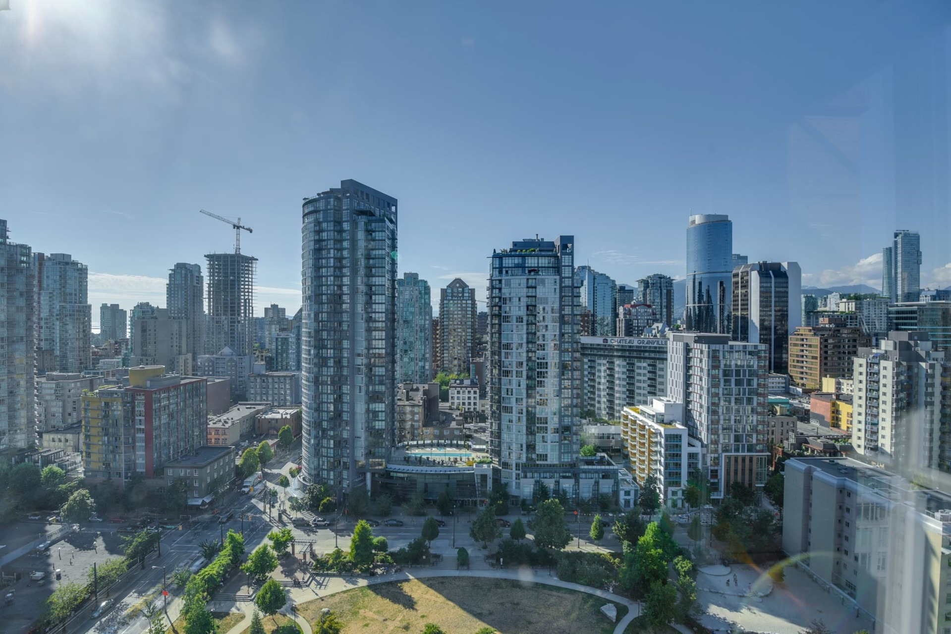 6-1-of-1 at 2303 - 1188 Richards Street, Yaletown, Vancouver West