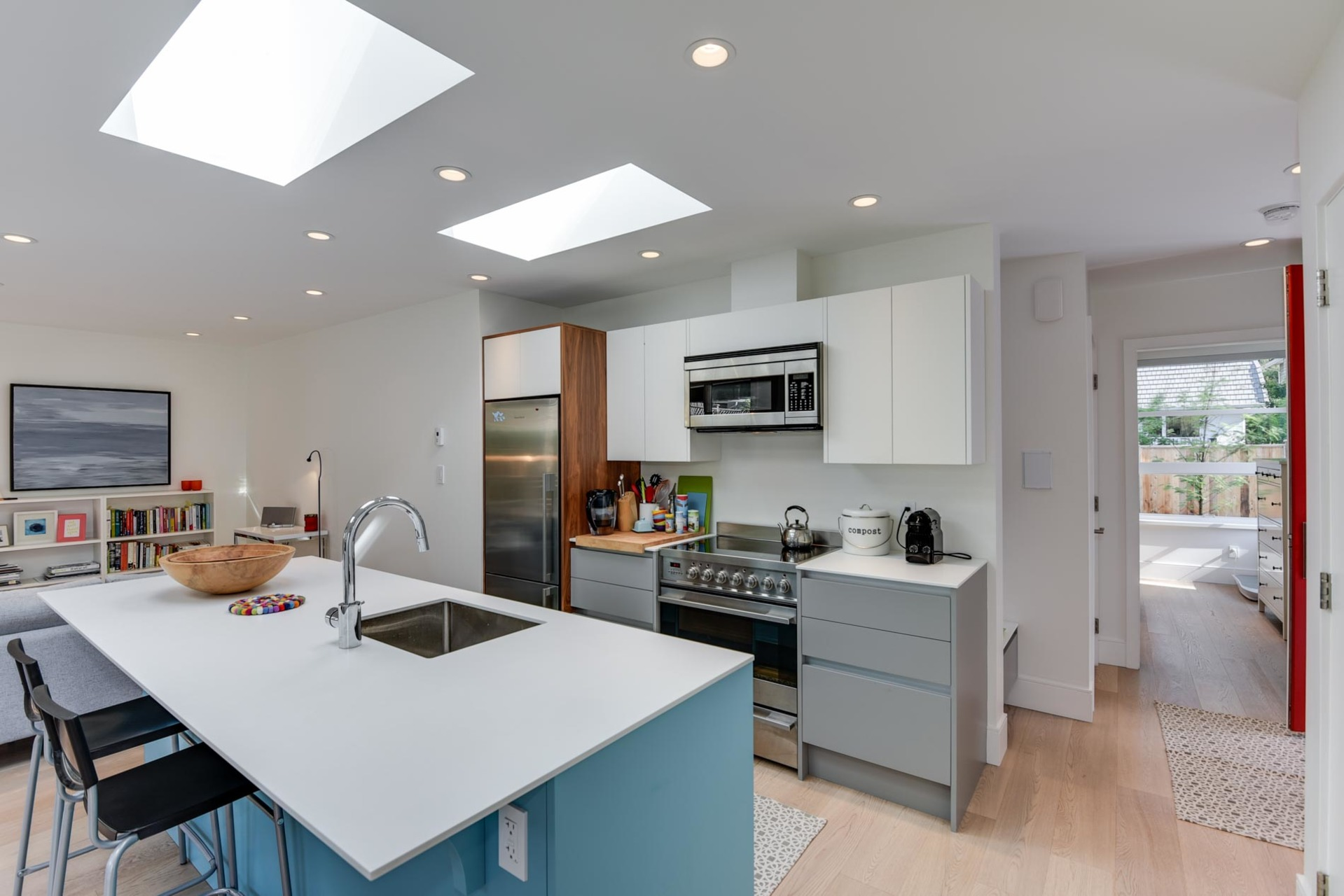 8-1-of-1 at 1146 B - West 20th , Pemberton Heights, North Vancouver