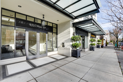 4-1-of-1 at 205 - 4355 West 10th, Point Grey, Vancouver West