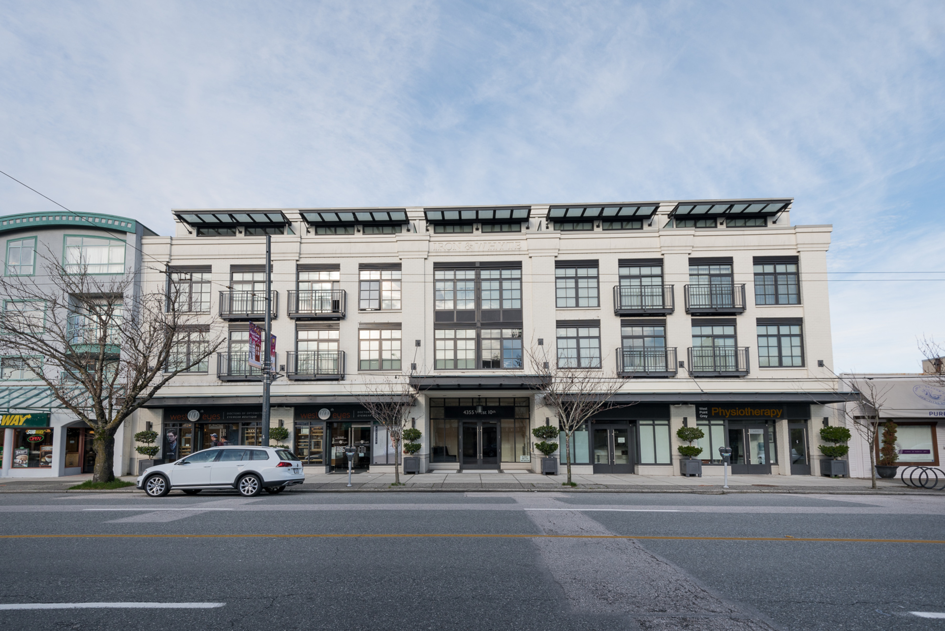 2-1-of-1 at 205 - 4355 West 10th, Point Grey, Vancouver West