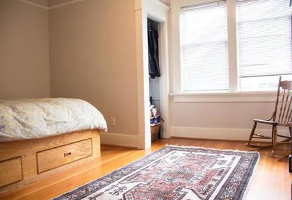 third-bedroom at  West 3rd Avenue, Kitsilano, Vancouver West