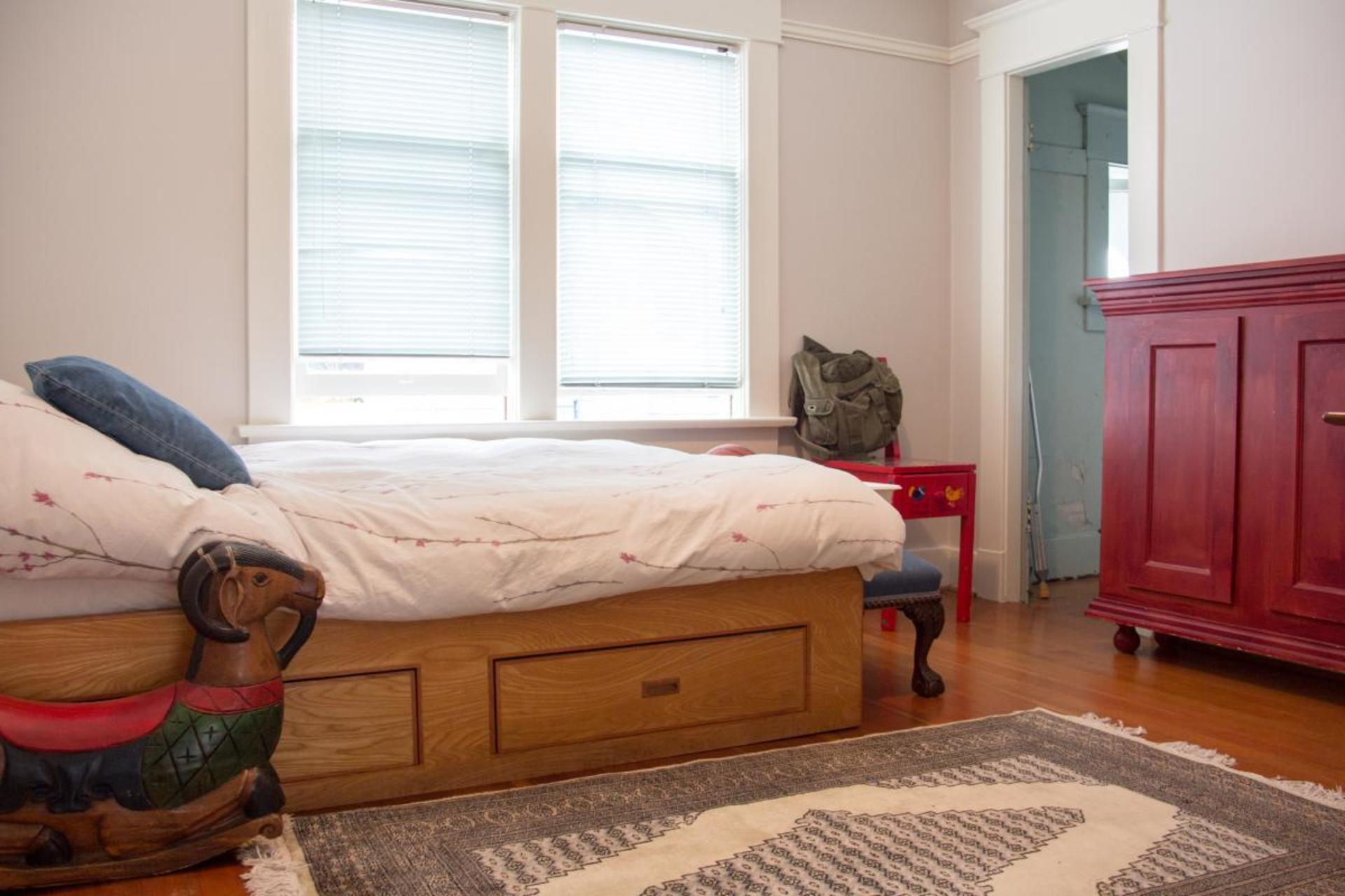 second-bedroom at 3228 West 3rd Avenue, Kitsilano, Vancouver West