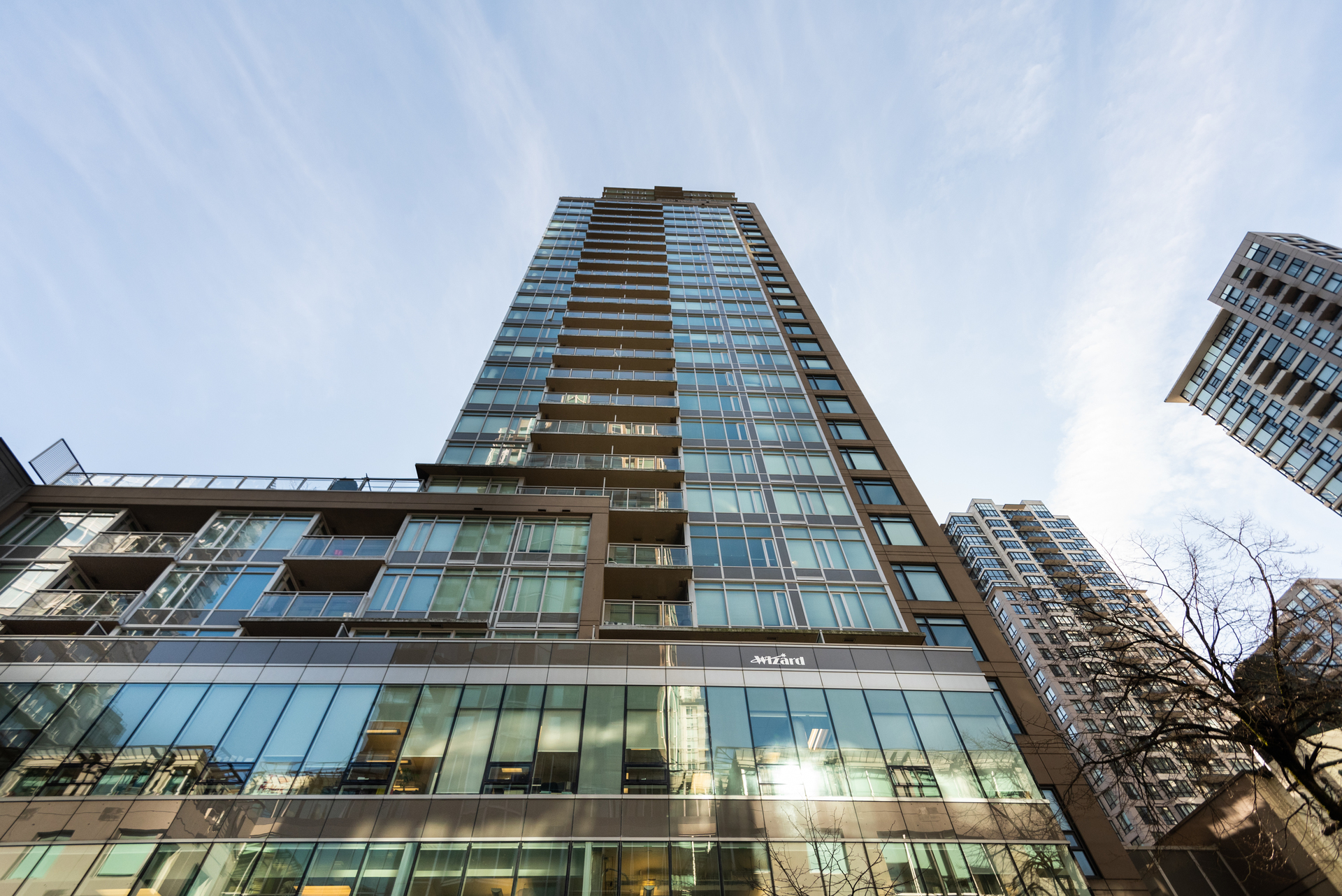1 at 2203 - 888 Homer Street, Yaletown, Vancouver West