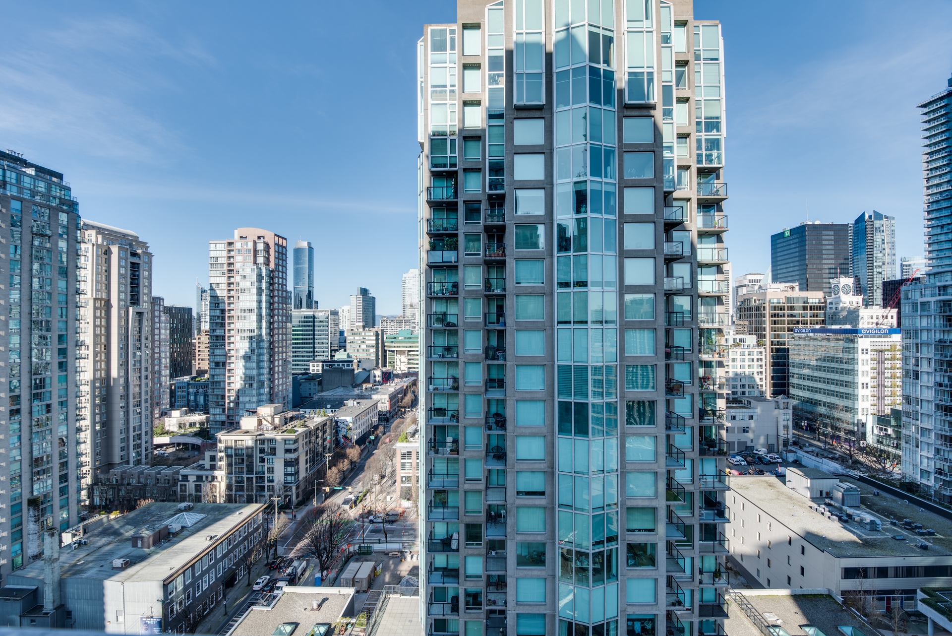 7 at 2203 - 888 Homer Street, Yaletown, Vancouver West