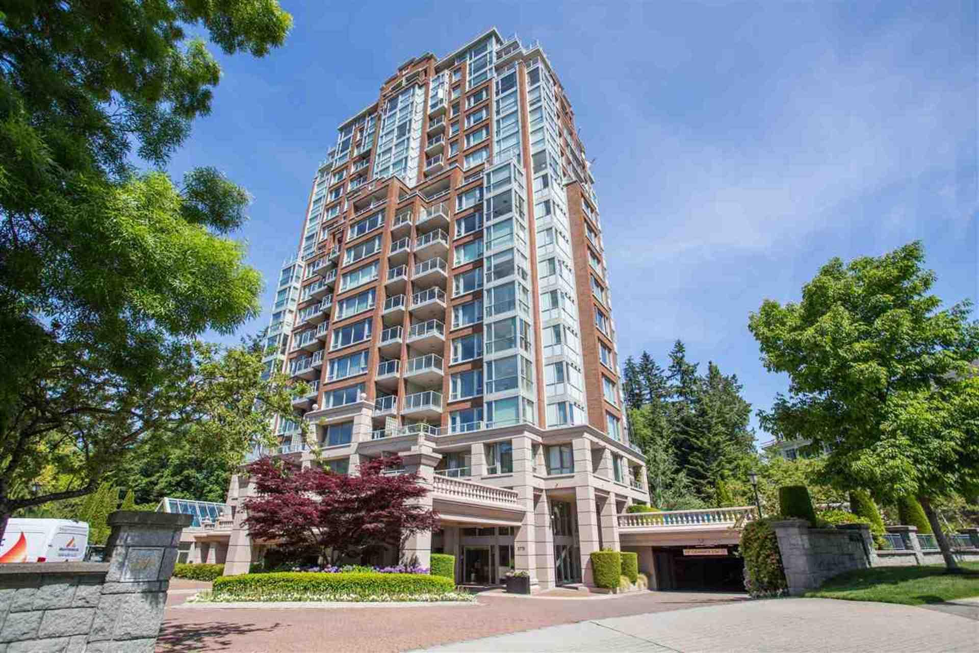 1203 - 5775 Hampton Place, University VW, Vancouver West