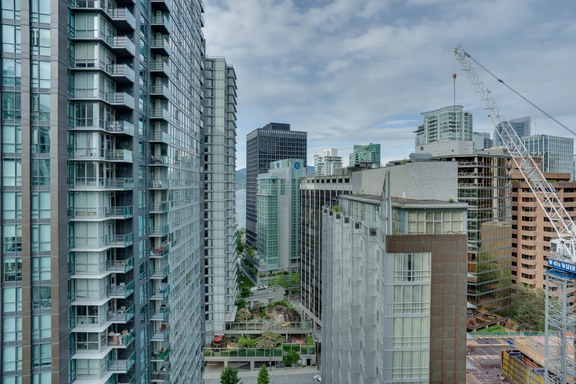 1-5-of-15 at 2102 - 1166 Melville, Coal Harbour, Vancouver West