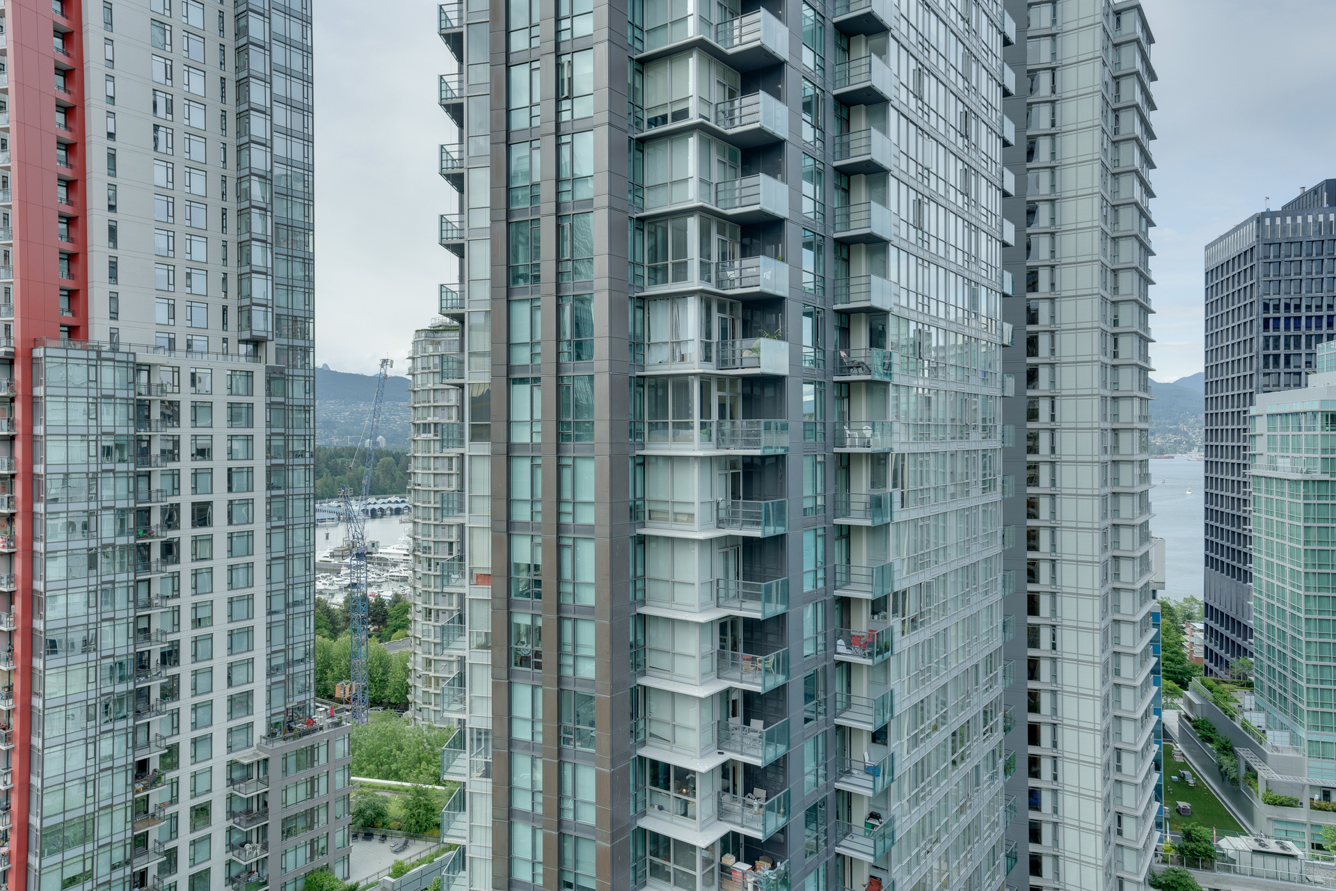 1-6-of-15 at 2102 - 1166 Melville, Coal Harbour, Vancouver West