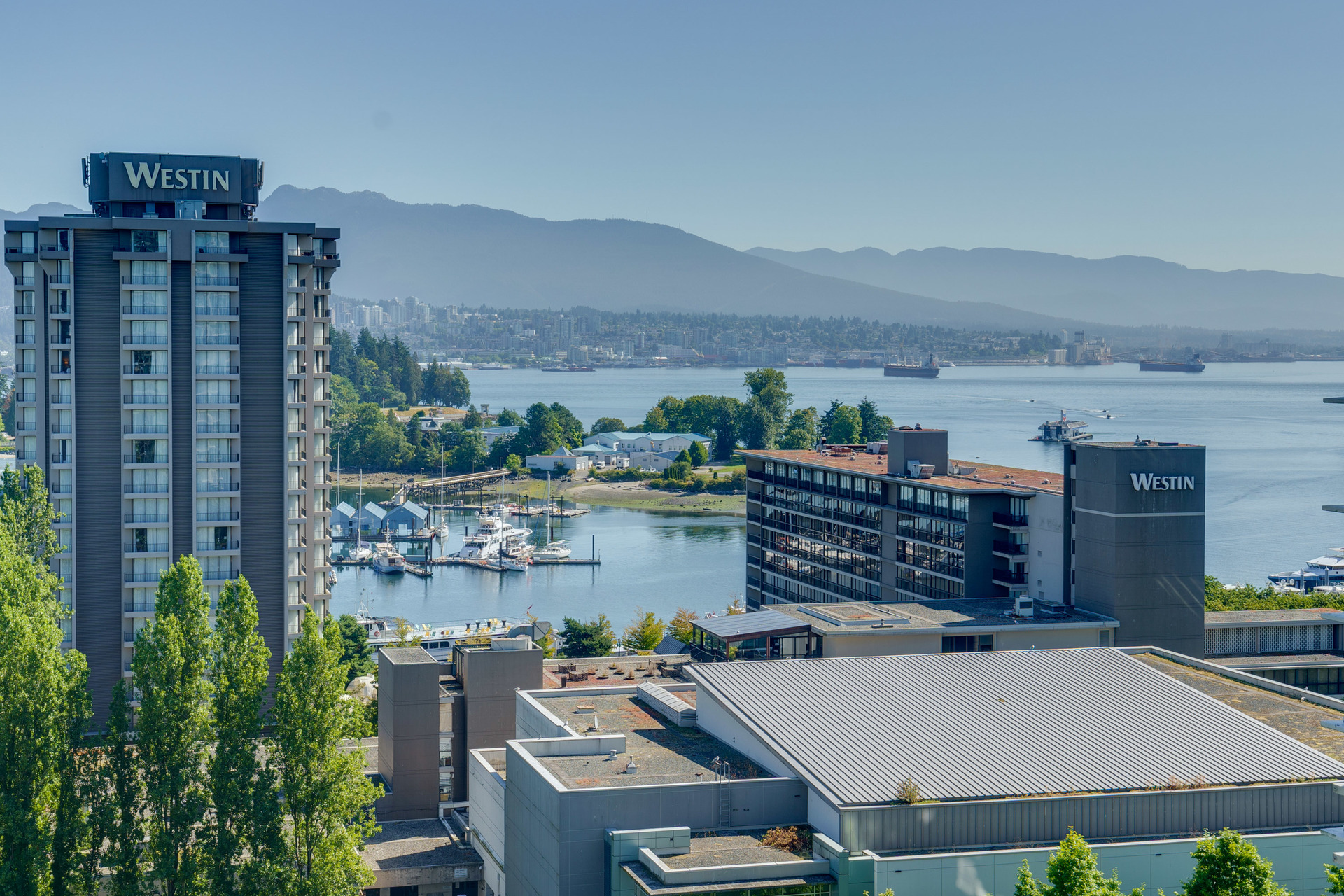 19 at 1303 - 1680 Bayshore Drive, Coal Harbour, Vancouver West