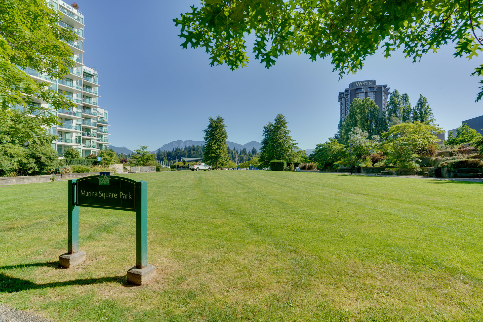 2 at 1303 - 1680 Bayshore Drive, Coal Harbour, Vancouver West