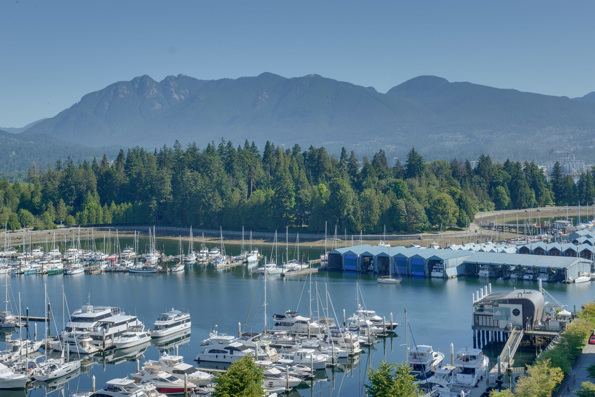 20 at 1303 - 1680 Bayshore Drive, Coal Harbour, Vancouver West
