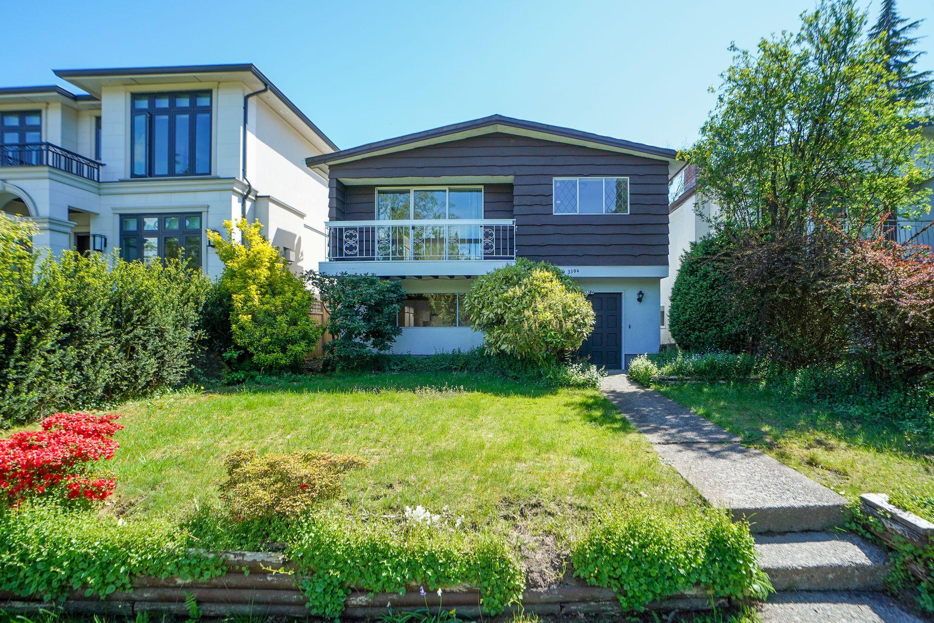 3394 King Edward Avenue, Dunbar, Vancouver West