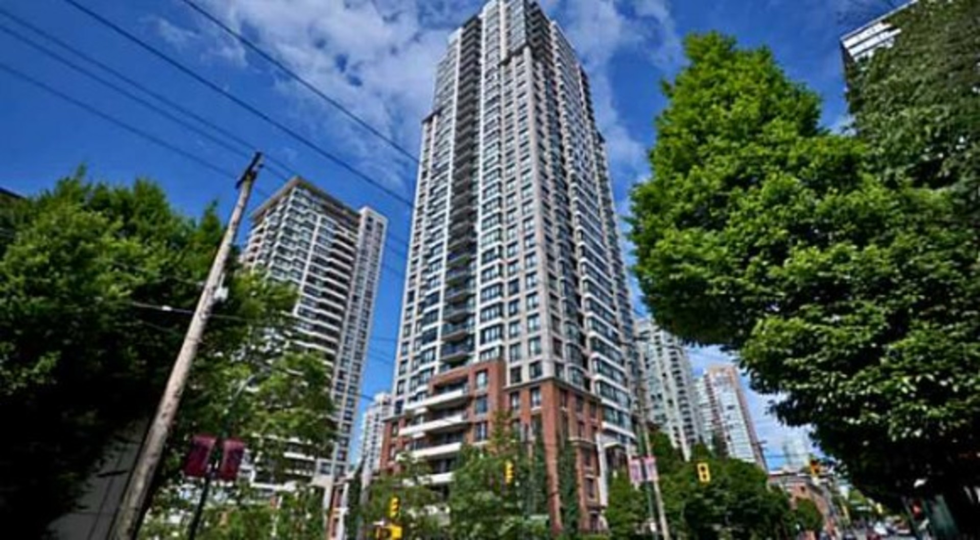 Building at 7th floor - 909 Mainland, Yaletown, Vancouver West