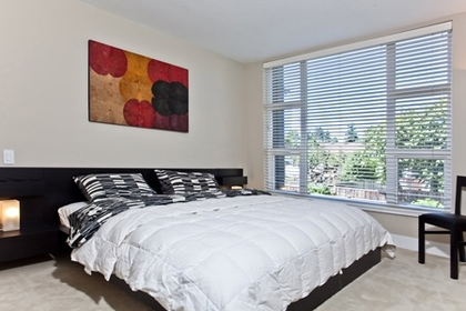 Master Bedroom at 3839 W4th, Point Grey, Vancouver West
