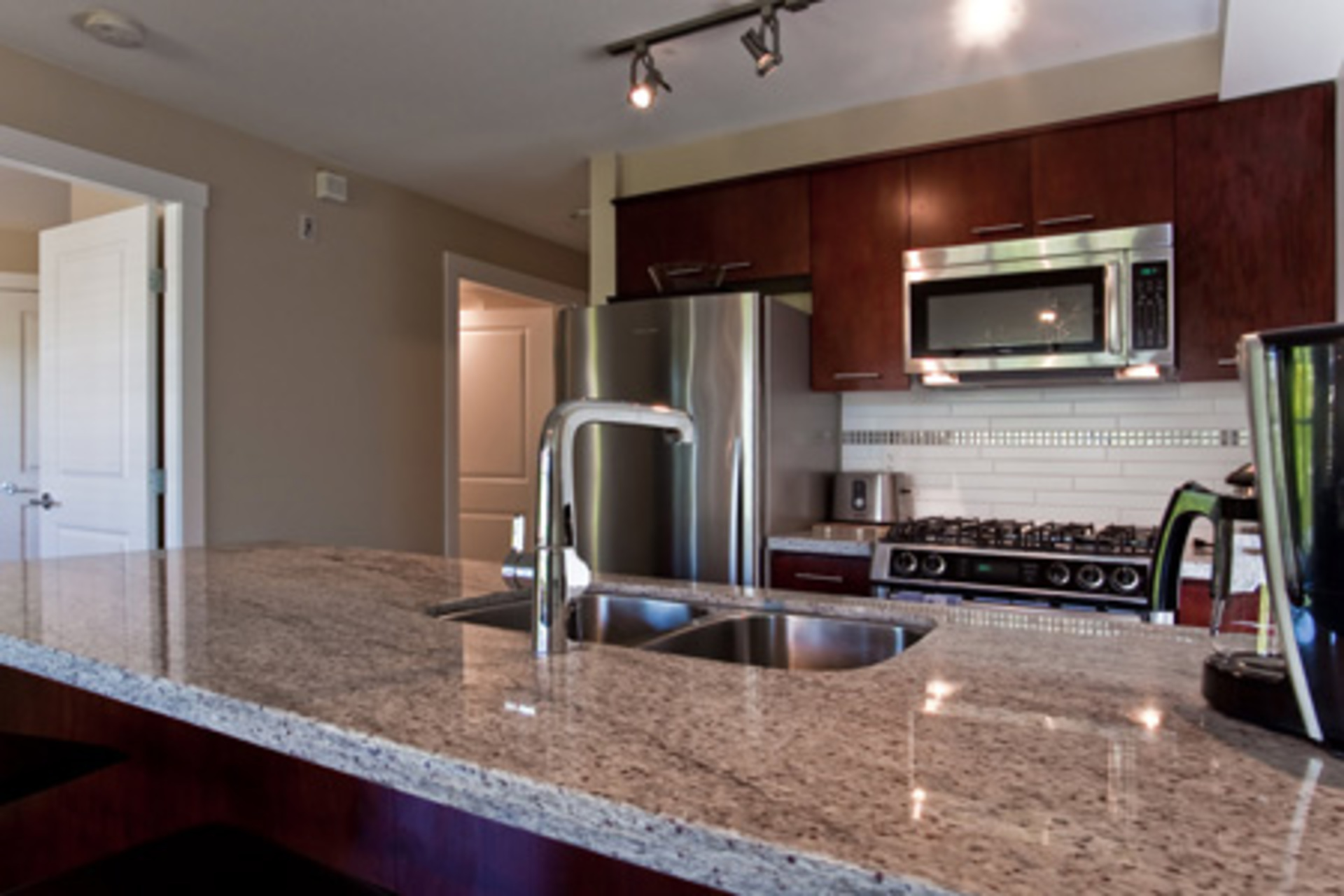 Kitchen at 3839 W4th, Point Grey, Vancouver West