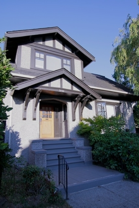 Entrance at 1 - 3090 Point Grey Road, Kitsilano, Vancouver West