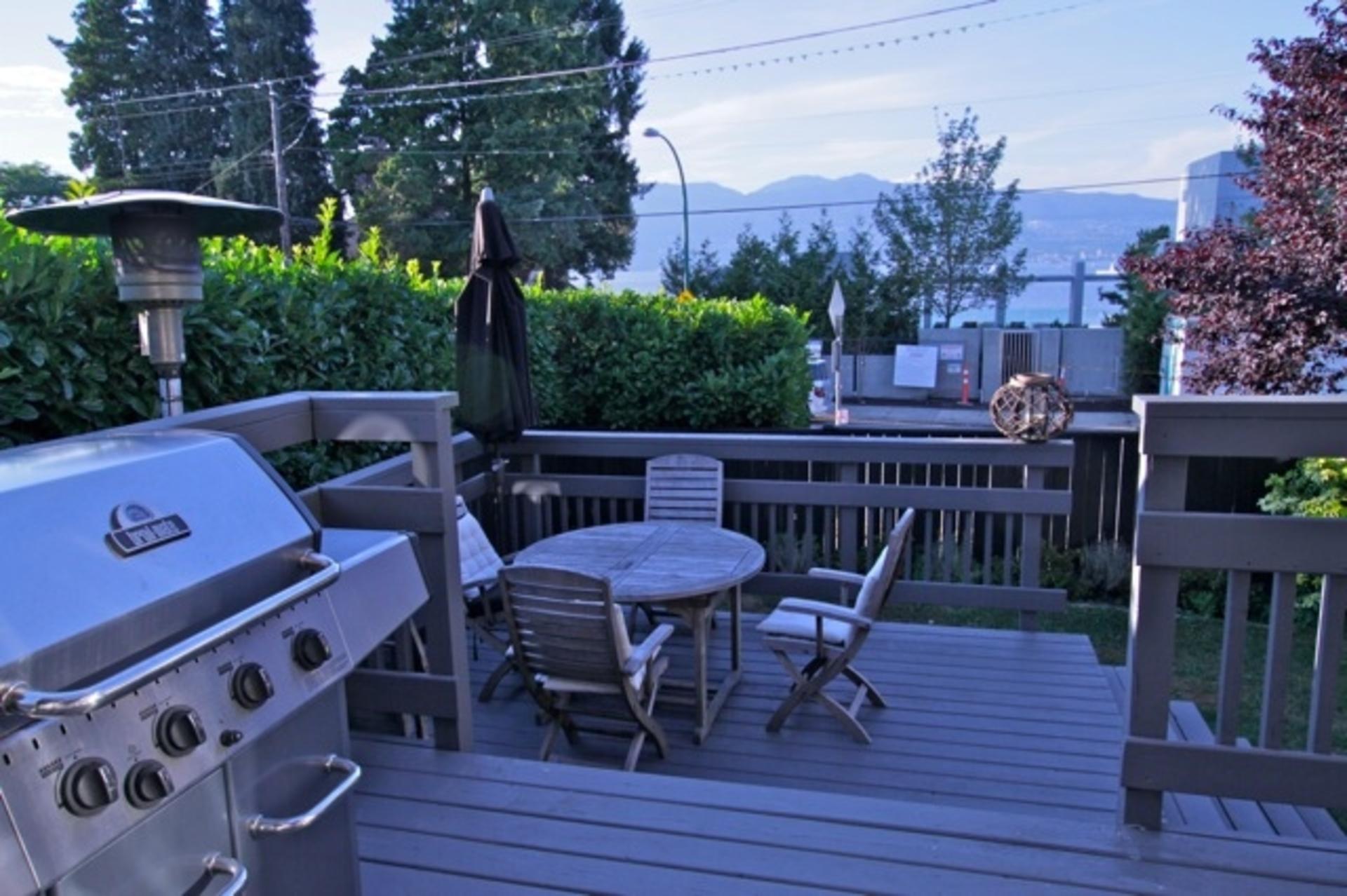 BBQ at 1 - 3090 Point Grey Road, Kitsilano, Vancouver West