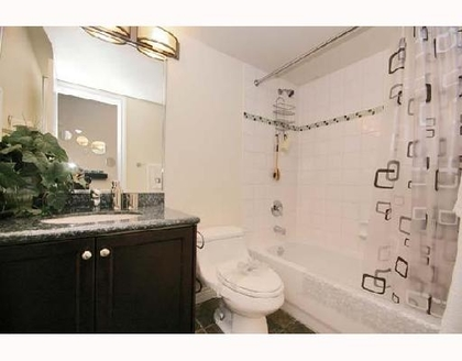 Bathroom at 311 - 1550 Barclay Street, West End VW, Vancouver West