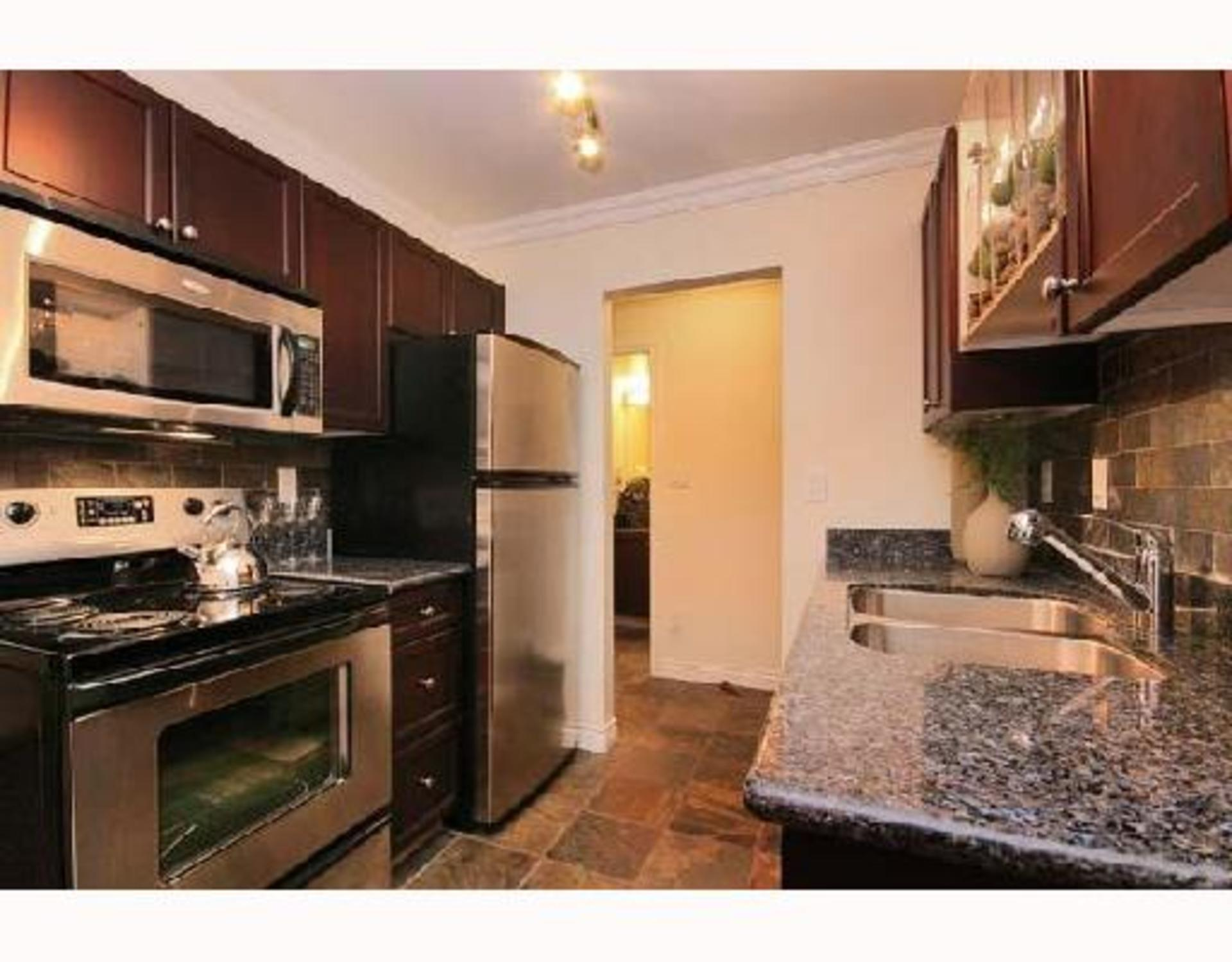 Kitchen at 311 - 1550 Barclay Street, West End VW, Vancouver West