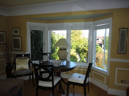 Breakfast Nook at Address Upon Request, South Cambie, Vancouver West