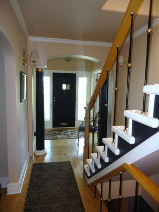 Foyer at Address Upon Request, South Cambie, Vancouver West