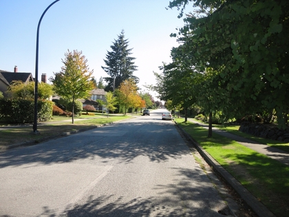 Boulevard at Address Upon Request, South Cambie, Vancouver West