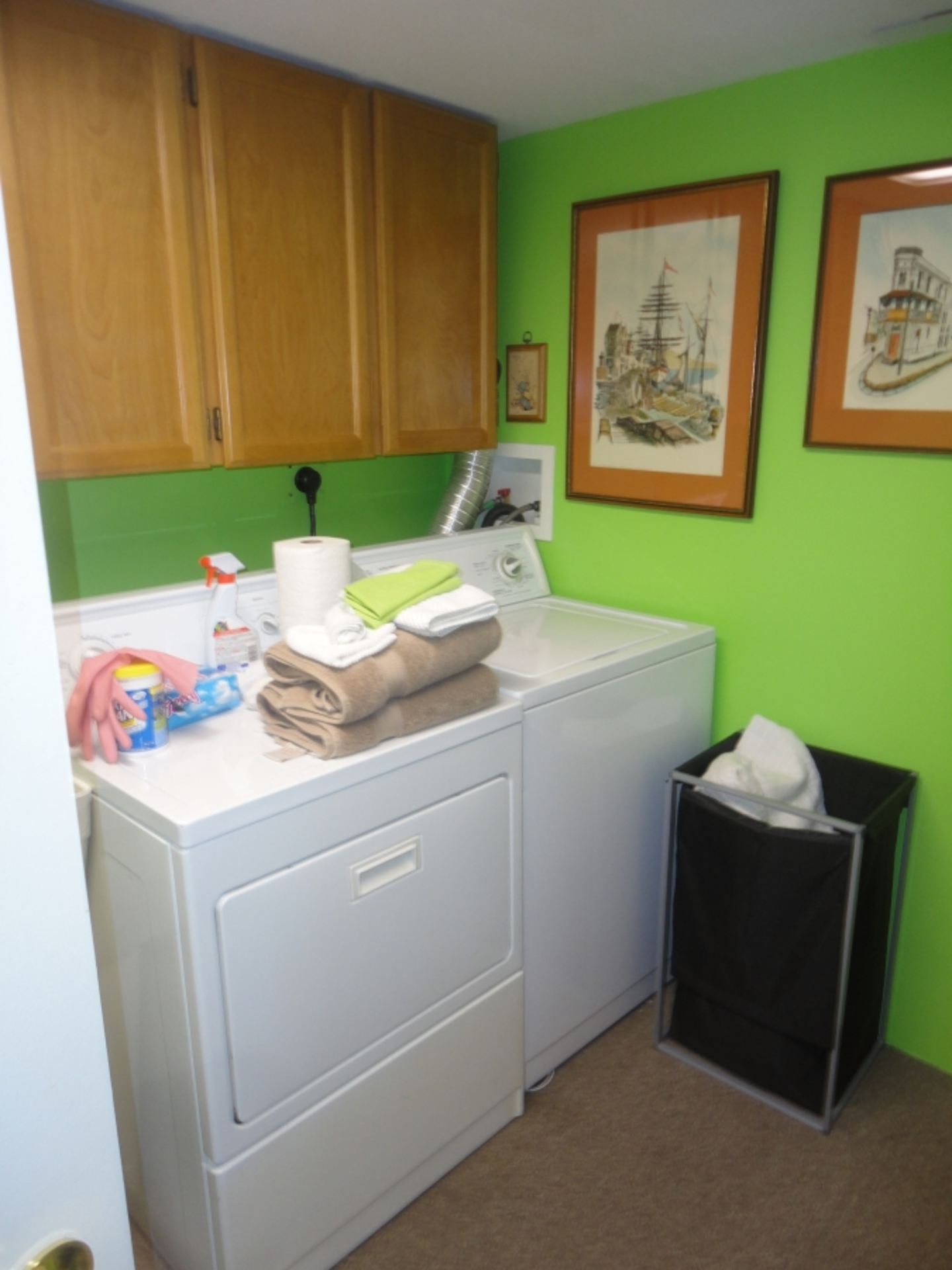 Laundry at Address Upon Request, South Cambie, Vancouver West