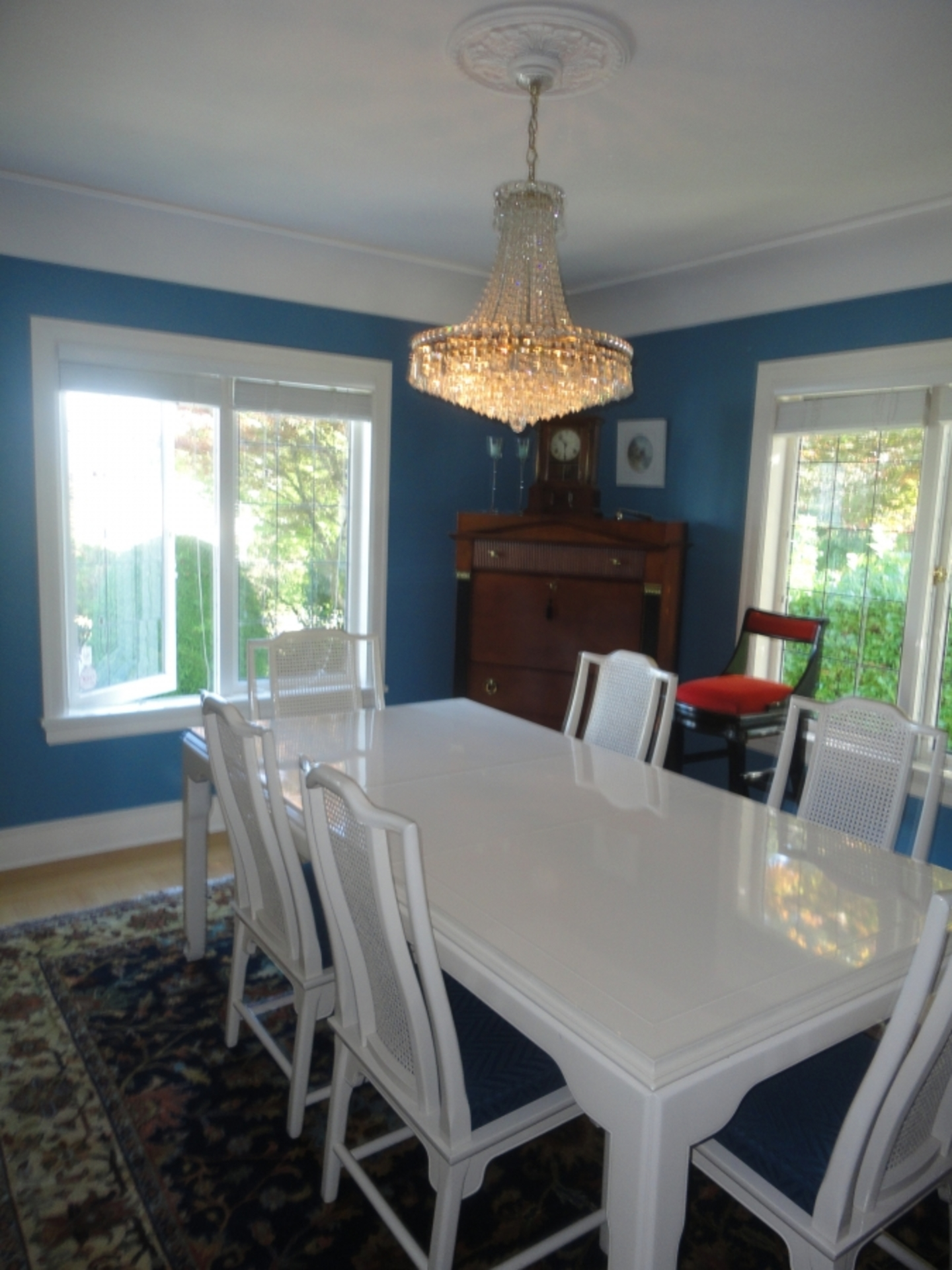 Dining Room at Address Upon Request, South Cambie, Vancouver West
